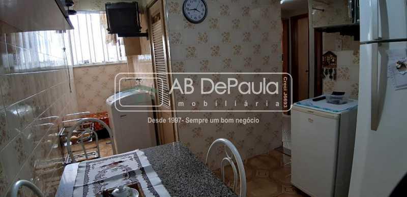 thumbnail 10 - CAMPINHO - JUNTINHO A ESTAÇÃO DO BRT. CONDOMÍNIO RESIDENCIAL - PRÉDIO COM 2 ELEVADORES. Ótimo Apartamento DE FRENTE, com 73m² - ABAP30113 - 23