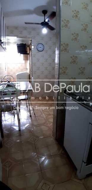 thumbnail 12 - CAMPINHO - JUNTINHO A ESTAÇÃO DO BRT. CONDOMÍNIO RESIDENCIAL - PRÉDIO COM 2 ELEVADORES. Ótimo Apartamento DE FRENTE, com 73m² - ABAP30113 - 20