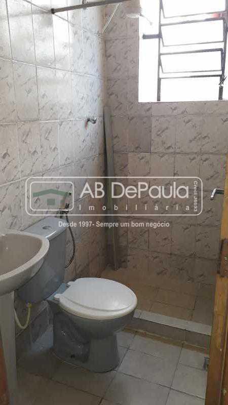 20201221_163131 - Casa à venda Rua José Maria de Abreu,Rio de Janeiro,RJ - R$ 420.000 - ABCA40042 - 21