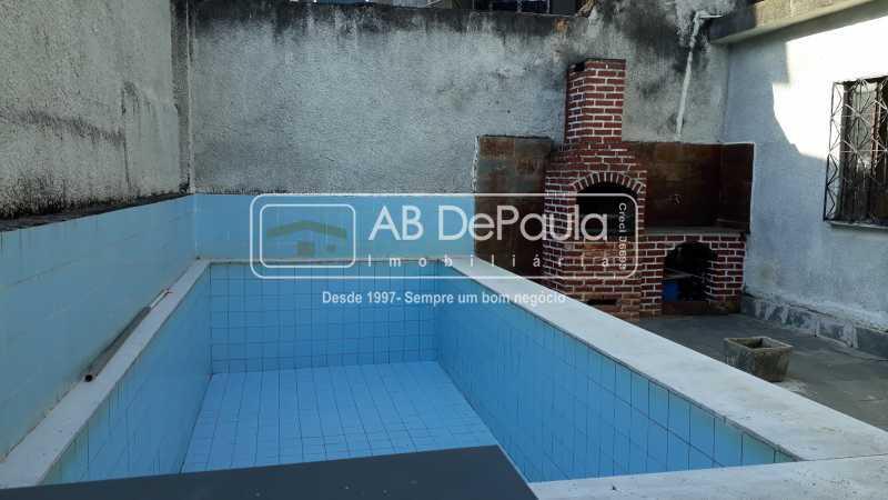 20201221_163304 - Casa à venda Rua José Maria de Abreu,Rio de Janeiro,RJ - R$ 420.000 - ABCA40042 - 24