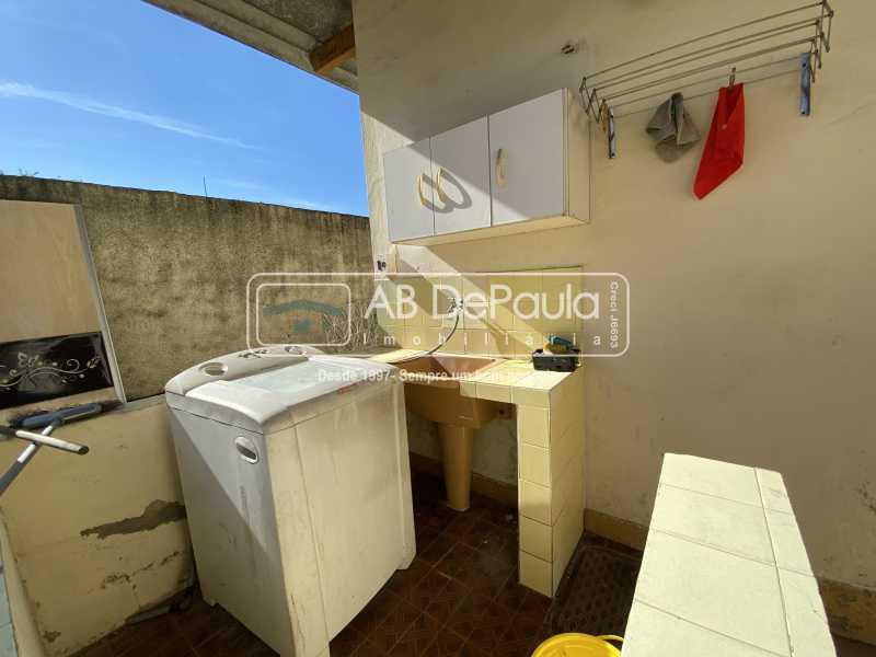 ÁREA DE SERVIÇO - REALENGO - Excelente CASA LINEAR com amplo terreno. Composta por: ampla sala, 03 dormitórios - ABCA30140 - 25