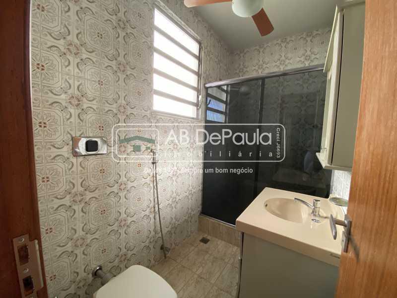 BANHEIRO SOCIAL - REALENGO - Excelente CASA LINEAR com amplo terreno. Composta por: ampla sala, 03 dormitórios - ABCA30140 - 16