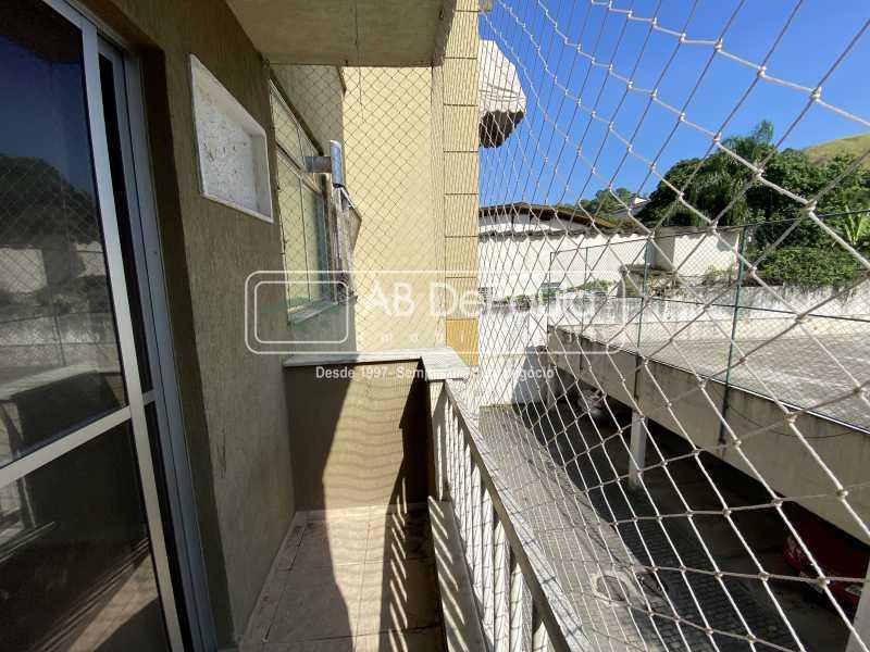VARANDA - PRAÇA SECA - RUA FLORIANÓPOLIS - Apartamento 3 Dormitórios (1 Suíte). - ABAP30117 - 6