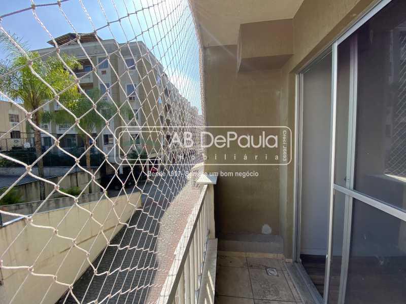 VARANDA - PRAÇA SECA - RUA FLORIANÓPOLIS - Apartamento 3 Dormitórios (1 Suíte). - ABAP30117 - 7