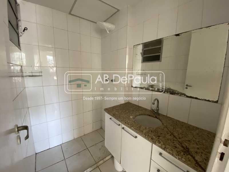 BANHEIRO SOCIAL - PRAÇA SECA - RUA FLORIANÓPOLIS - Apartamento 3 Dormitórios (1 Suíte). - ABAP30117 - 13