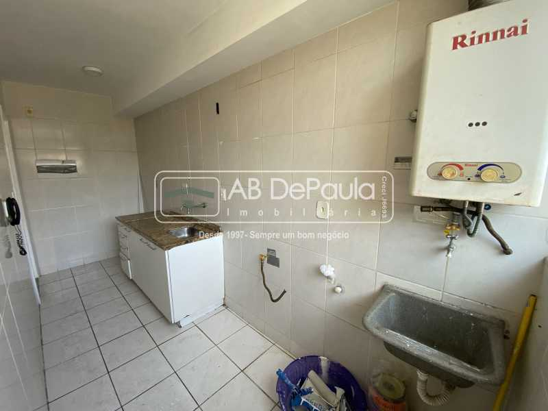 ÁREA DE SERVIÇO - PRAÇA SECA - RUA FLORIANÓPOLIS - Apartamento 3 Dormitórios (1 Suíte). - ABAP30117 - 26