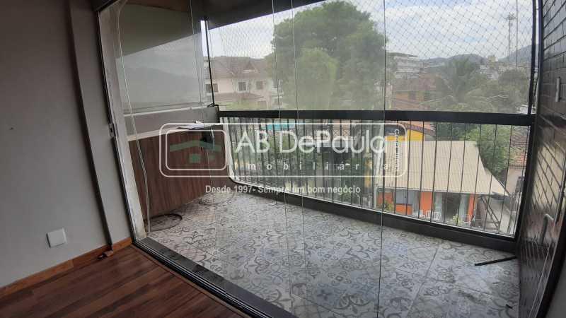 20210305_103026 - PECHINCHA - Ótimo apartamento, 2 Qtos, SOL DA MANHA - VISTA LIVRE, CLARO E AREJADO. - ABAP20547 - 6
