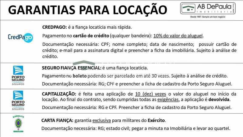 GARANTIAS 2021. - REALENGO - APARTAMENTO COM 1 QUARTO PARA ALUGAR - ABAP10040 - 19