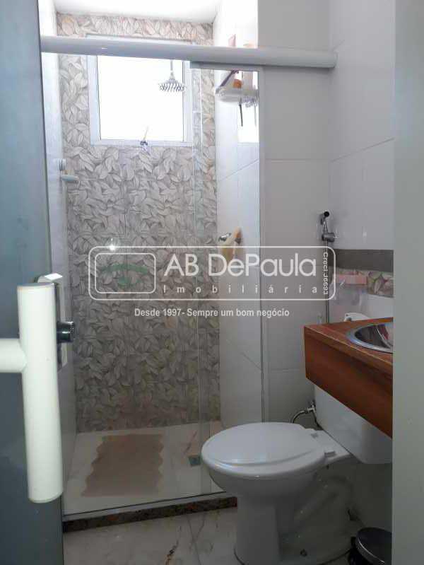 20210322_111647 - BANGU - RIO DA PRATA - Excelente Apartamento repleto de Armários Modulados _ 2 Qts. - ABAP20553 - 9
