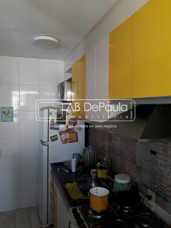 20210322_112156 - BANGU - RIO DA PRATA - Excelente Apartamento repleto de Armários Modulados _ 2 Qts. - ABAP20553 - 3