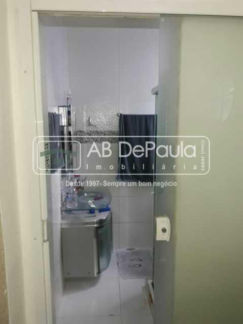 IMG-20210329-WA0037 - REALENGO - Próximo ao DOM ATACADÃO SUPERMERCADO. Excelente Casa Linear, composta de 2 Quartos - ABCA20113 - 10