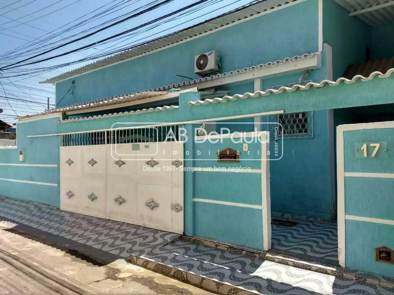 IMG-20210329-WA0038 - REALENGO - Próximo ao DOM ATACADÃO SUPERMERCADO. Excelente Casa Linear, composta de 2 Quartos - ABCA20113 - 1