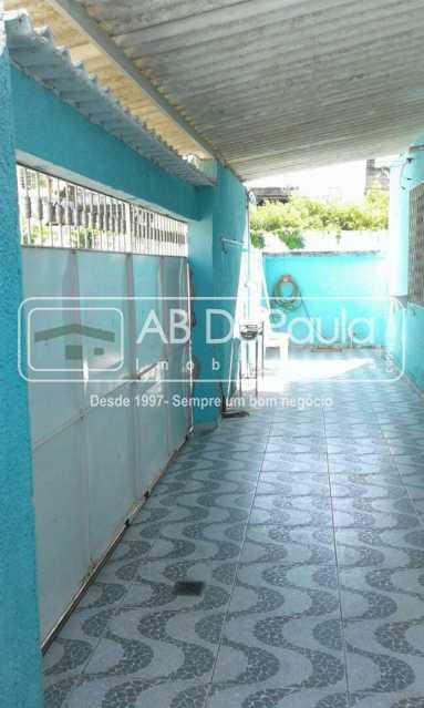 IMG-20210329-WA0039 - REALENGO - Próximo ao DOM ATACADÃO SUPERMERCADO. Excelente Casa Linear, composta de 2 Quartos - ABCA20113 - 3