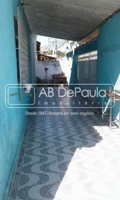 IMG-20210329-WA0043 - REALENGO - Próximo ao DOM ATACADÃO SUPERMERCADO. Excelente Casa Linear, composta de 2 Quartos - ABCA20113 - 4