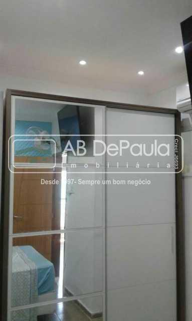 IMG-20210329-WA0049 - REALENGO - Próximo ao DOM ATACADÃO SUPERMERCADO. Excelente Casa Linear, composta de 2 Quartos - ABCA20113 - 14