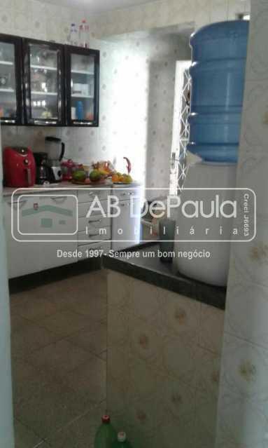 IMG-20210329-WA0052 - REALENGO - Próximo ao DOM ATACADÃO SUPERMERCADO. Excelente Casa Linear, composta de 2 Quartos - ABCA20113 - 16