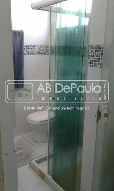 IMG-20210329-WA0054 - REALENGO - Próximo ao DOM ATACADÃO SUPERMERCADO. Excelente Casa Linear, composta de 2 Quartos - ABCA20113 - 9