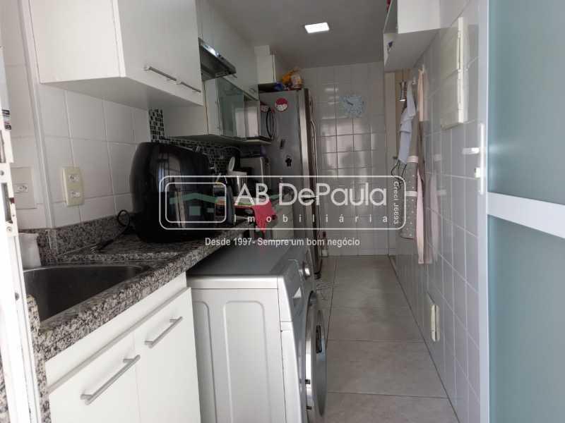 jc900 - VILA VALQUEIRE - CONDOMÍNIO JARDINS DO VALQUEIRE - Lindo apartamento com 62m2 - ABAP20575 - 13