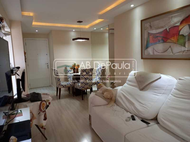 jc79 - VILA VALQUEIRE - CONDOMÍNIO JARDINS DO VALQUEIRE - Lindo apartamento com 62m2 - ABAP20575 - 3