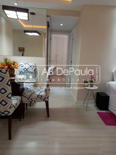 jc78 - VILA VALQUEIRE - CONDOMÍNIO JARDINS DO VALQUEIRE - Lindo apartamento com 62m2 - ABAP20575 - 8