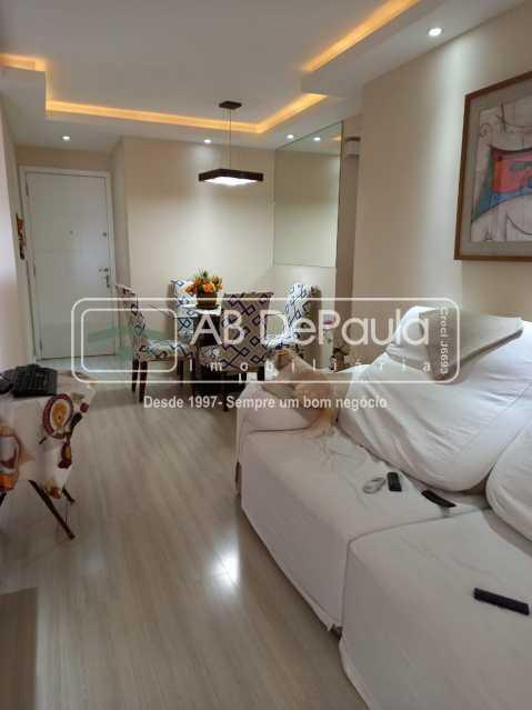 jc76 - VILA VALQUEIRE - CONDOMÍNIO JARDINS DO VALQUEIRE - Lindo apartamento com 62m2 - ABAP20575 - 4