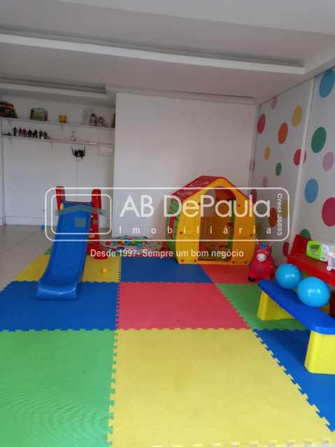 jc12 - VILA VALQUEIRE - CONDOMÍNIO JARDINS DO VALQUEIRE - Lindo apartamento com 62m2 - ABAP20575 - 20
