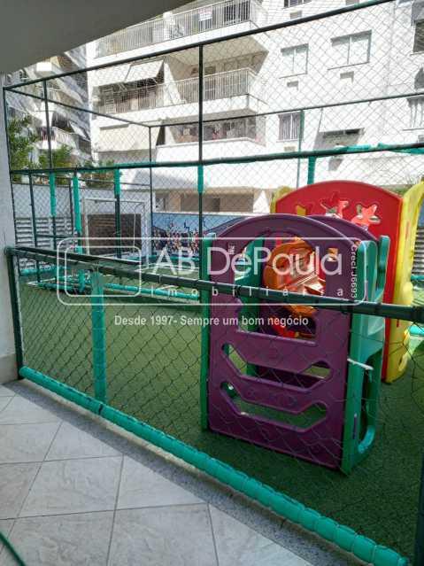 jc10 - VILA VALQUEIRE - CONDOMÍNIO JARDINS DO VALQUEIRE - Lindo apartamento com 62m2 - ABAP20575 - 22