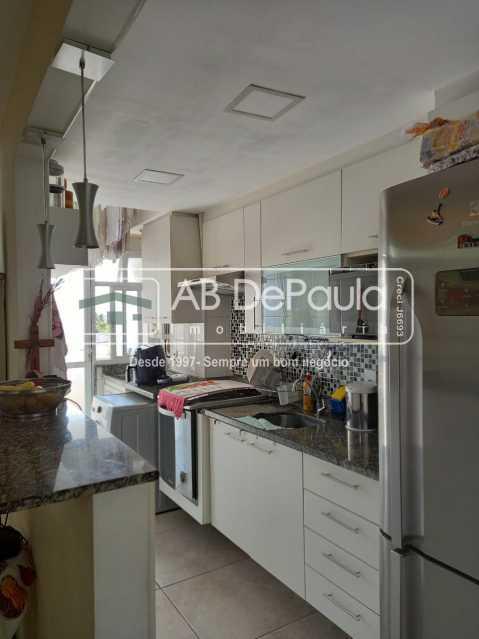 jc36 - VILA VALQUEIRE - CONDOMÍNIO JARDINS DO VALQUEIRE - Lindo apartamento com 62m2 - ABAP20575 - 15