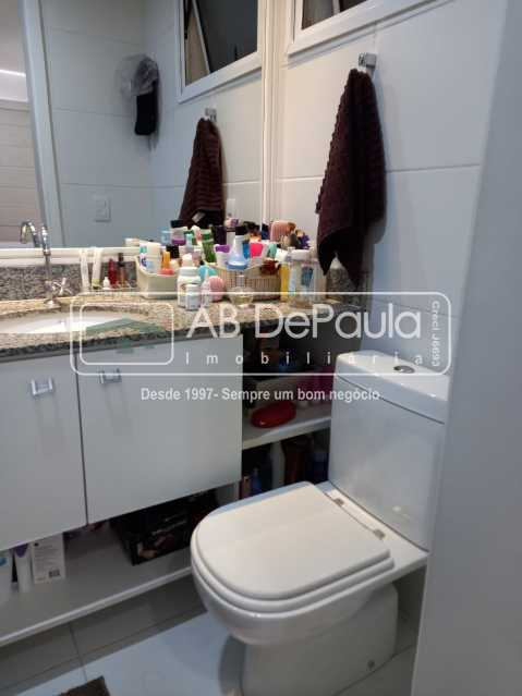 jc51 - VILA VALQUEIRE - CONDOMÍNIO JARDINS DO VALQUEIRE - Lindo apartamento com 62m2 - ABAP20575 - 19