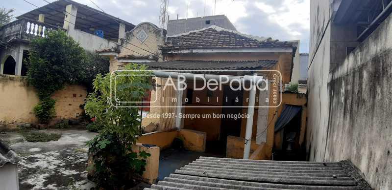20201230_152735 - MAGALHÃES BASTOS - Vendo ótimo terreno com benfeitoria NECESSITANDO DE OBRAS DE MELHORIAS - ABCA20119 - 5