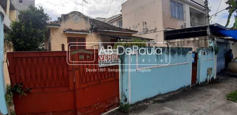 20201230_152808 - MAGALHÃES BASTOS - Vendo ótimo terreno com benfeitoria NECESSITANDO DE OBRAS DE MELHORIAS - ABCA20119 - 1