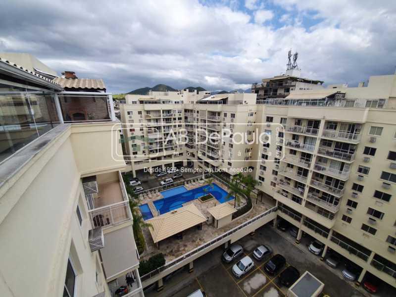 IMG-20210624-WA0027 - Cobertura à venda Rua Aladim,Rio de Janeiro,RJ - R$ 570.000 - ABCO30021 - 3