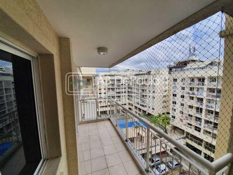 IMG-20210624-WA0045 - Cobertura à venda Rua Aladim,Rio de Janeiro,RJ - R$ 570.000 - ABCO30021 - 1