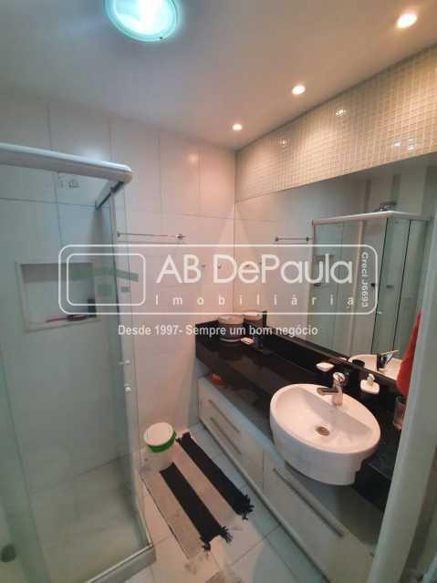 IMG-20210505-WA0053 - COPACABANA - Excelente apartamento com 2 quartos, sendo uma suíte com closet e escritório - ABAP20587 - 8