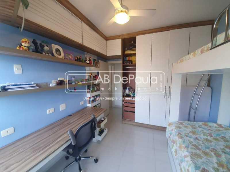 IMG-20210505-WA0057 - COPACABANA - Excelente apartamento com 2 quartos, sendo uma suíte com closet e escritório - ABAP20587 - 9