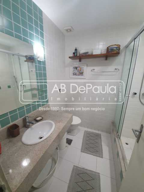 IMG-20210506-WA0059 1 - COPACABANA - Excelente apartamento com 2 quartos, sendo uma suíte com closet e escritório - ABAP20587 - 11