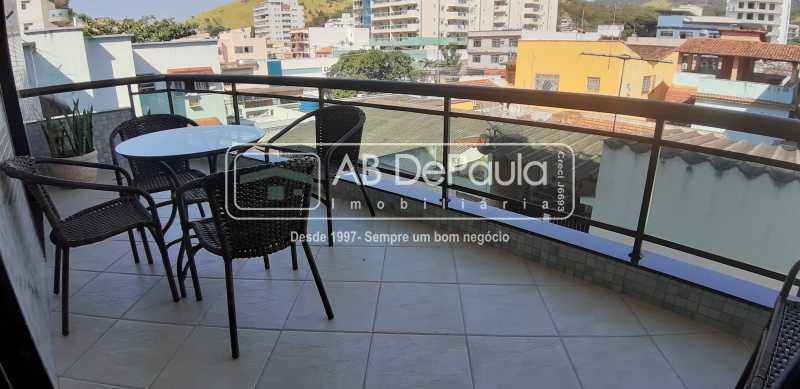 20210625_113258 - VILA VALQUEIRE - Excelente apartamento 3 Qtos (Suíte e Varandas), pertinho da Praça Saiqui, - ABAP30123 - 1