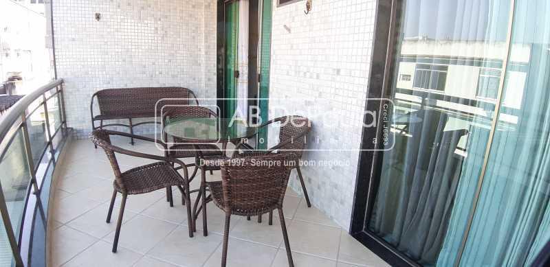 20210625_113315 - VILA VALQUEIRE - Excelente apartamento 3 Qtos (Suíte e Varandas), pertinho da Praça Saiqui, - ABAP30123 - 3