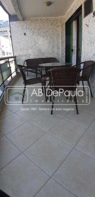 20210625_113321 - VILA VALQUEIRE - Excelente apartamento 3 Qtos (Suíte e Varandas), pertinho da Praça Saiqui, - ABAP30123 - 4