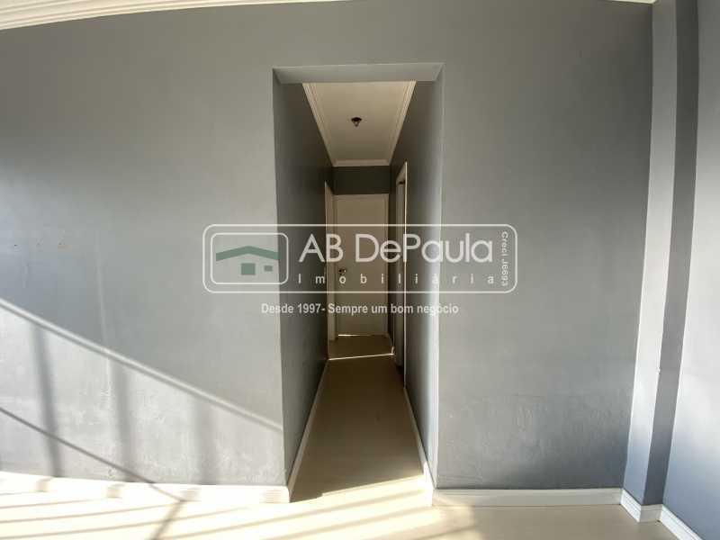 CORREDOR - MAGALHÃES BASTOS - JUNTINHO A VILA MILITAR, Ótimo Apartamento. - ABAP20589 - 5