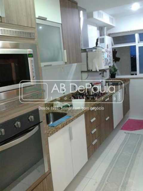 321601019533264 - VALQUEIRE - Belíssima cobertura com 3 dormitórios, sendo duas suítes - ABCO30022 - 12