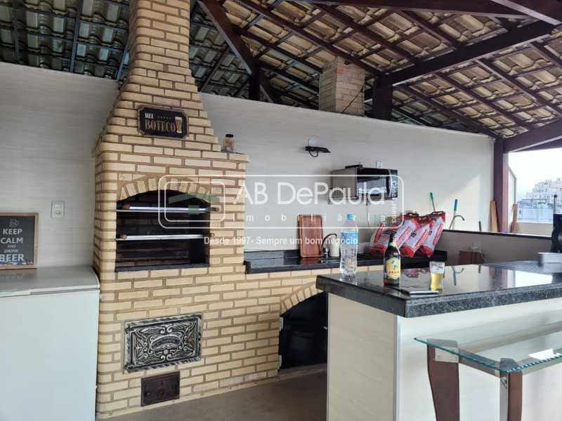 IMG-20210706-WA0095 - VALQUEIRE - Belíssima cobertura com 3 dormitórios, sendo duas suítes - ABCO30022 - 22
