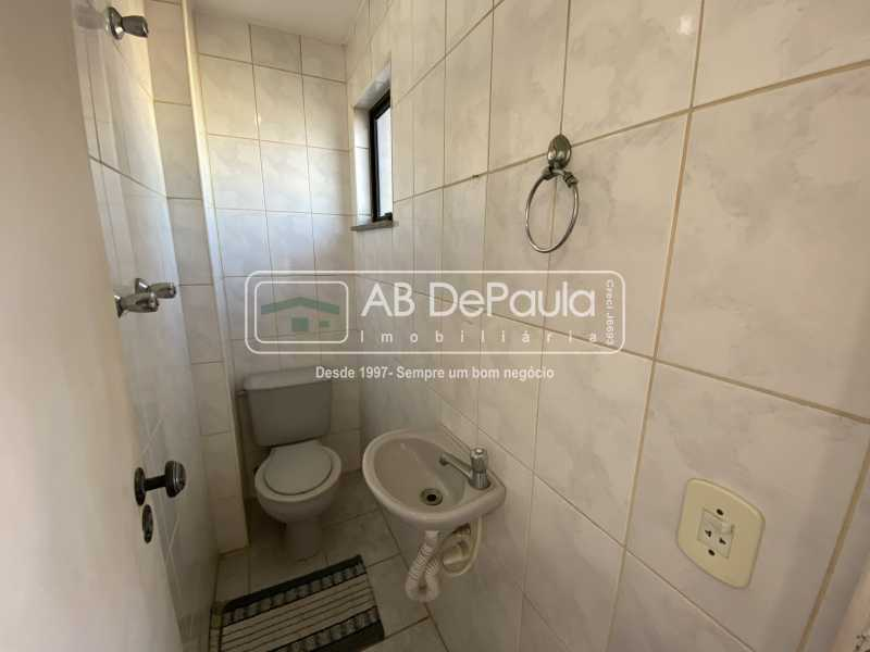 BANHEIRO DE SERVIÇO - VILA VALQUEIRE - Excelente Apartamento com 86m², JUNTINHO A PRAÇA SAIQUI - ABAP20597 - 22