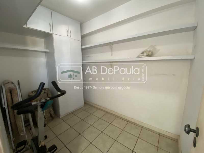 DEPENDÊNCIA - VILA VALQUEIRE - Excelente Apartamento com 86m², JUNTINHO A PRAÇA SAIQUI - ABAP20597 - 20