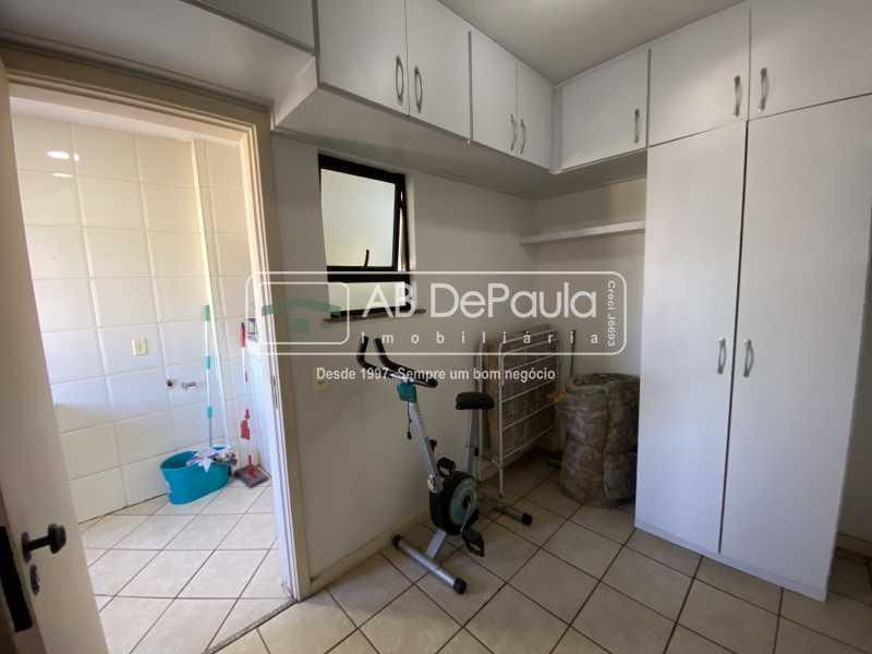 DEPENDÊNCIA - VILA VALQUEIRE - Excelente Apartamento com 86m², JUNTINHO A PRAÇA SAIQUI - ABAP20597 - 21