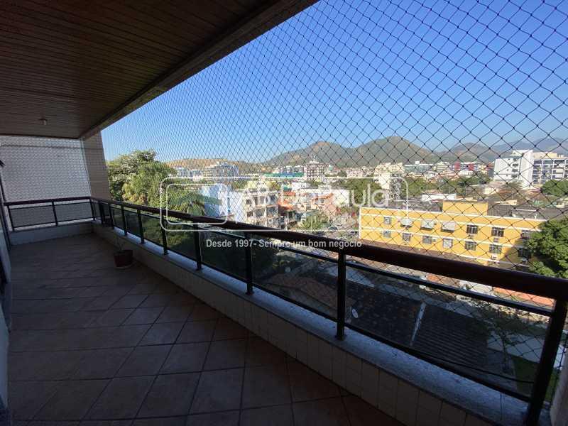 VARANDA VISTA - VILA VALQUEIRE - Excelente Apartamento com 86m², JUNTINHO A PRAÇA SAIQUI - ABAP20597 - 7