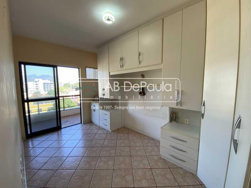 QUARTO SUÍTE - VILA VALQUEIRE - Excelente Apartamento com 86m², JUNTINHO A PRAÇA SAIQUI - ABAP20597 - 13