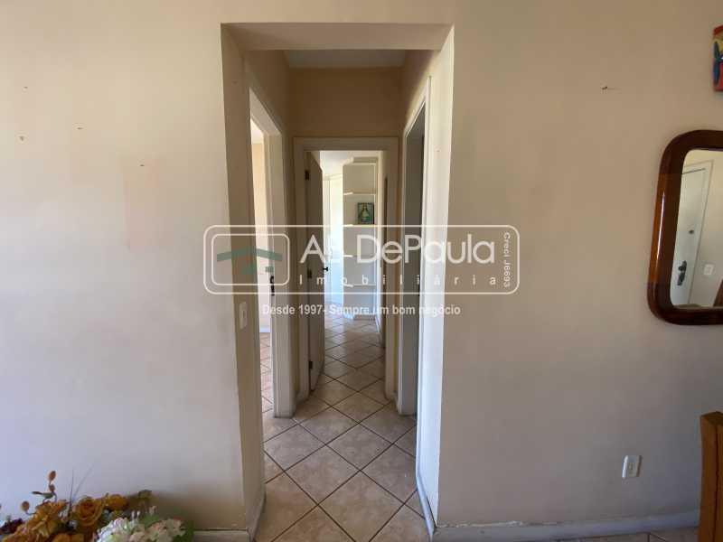 CORREDOR - VILA VALQUEIRE - Excelente Apartamento com 86m², JUNTINHO A PRAÇA SAIQUI - ABAP20597 - 9