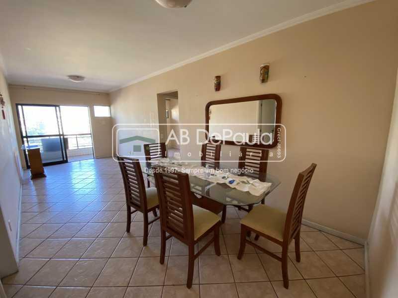 SALA - VILA VALQUEIRE - Excelente Apartamento com 86m², JUNTINHO A PRAÇA SAIQUI - ABAP20597 - 4
