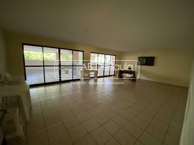 SALÃO DE FESTAS - VILA VALQUEIRE - Excelente Apartamento com 86m², JUNTINHO A PRAÇA SAIQUI - ABAP20597 - 23